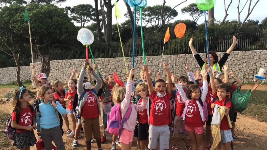 Sortie Les pieds dans l'eau avec le musée Océanographique de Monaco